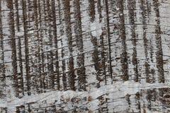 Oude beschadigde houten achtergrond Royalty-vrije Stock Afbeeldingen