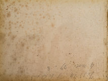 Oude bevlekte document achtergrond Royalty-vrije Stock Foto