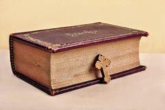 Oude Bijbel stock fotografie