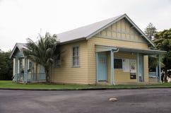 Oude Bioscoop, Lord Howe Island, Australië royalty-vrije stock fotografie