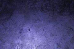 Oude blauwe metaal hued lijsttextuur - prachtige abstracte fotoachtergrond stock fotografie