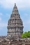 Oude Boeddhistische tempel Stock Afbeelding