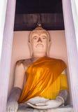 Oude Boedha meer dan 500 jaar in Ayutthaya Stock Fotografie