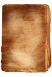 Oude boekachtergrond Stock Afbeelding