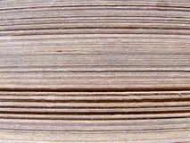 Oude boekband stock afbeelding