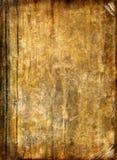 Oude boekdekking Royalty-vrije Stock Afbeelding