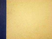 Oude boekdekking Royalty-vrije Stock Afbeeldingen