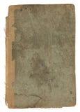 Oude boekdekking Stock Foto's