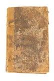 Oude boekdekking Stock Afbeelding
