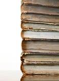 Oude boeken Stock Afbeelding