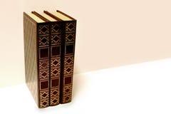Oude boeken Royalty-vrije Stock Foto
