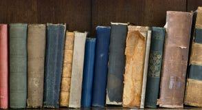 Oude boeken Stock Foto