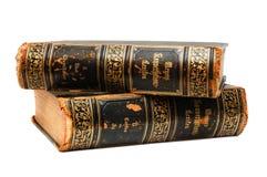 Oude boeken Royalty-vrije Stock Afbeelding