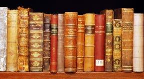 Oude boeken Stock Afbeeldingen