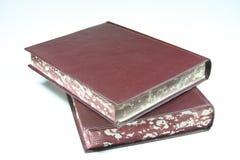 Oude boeken Ducty Stock Foto's