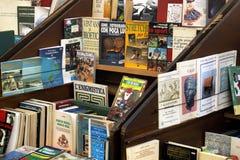 Oude boeken voor verkoop Royalty-vrije Stock Fotografie