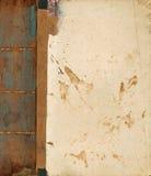 Oude boektextuur Royalty-vrije Stock Foto