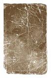 Oude boektextuur Stock Fotografie
