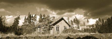 Oude Boerderij Stock Foto's