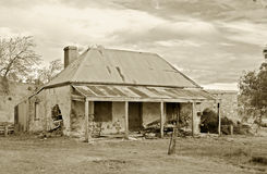 Oude boerderij Stock Fotografie