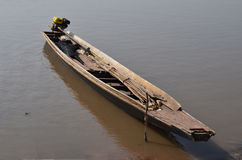 Oude boot 01 Royalty-vrije Stock Afbeeldingen