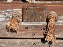 OUDE BOOT II Royalty-vrije Stock Foto