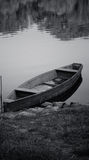 Oude boten Stock Afbeelding