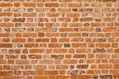 Oude brickwall Stock Afbeeldingen