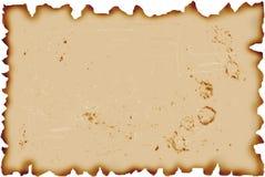 Oude brief Royalty-vrije Illustratie