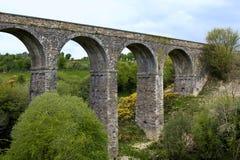 Oude brug Royalty-vrije Stock Fotografie