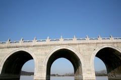 Oude brug #4 royalty-vrije stock foto