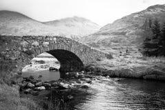 Oude brug Schotland stock afbeelding