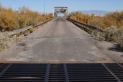 Oude brug twee Royalty-vrije Stock Afbeelding