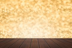 Oude bruine en uitstekende hoogste houten de textuurbackgrou van de plankenvloer Stock Foto's