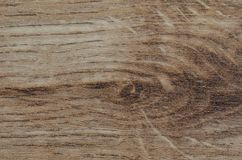 Oude bruine houten textuur met natuurlijke patronen royalty-vrije stock afbeelding