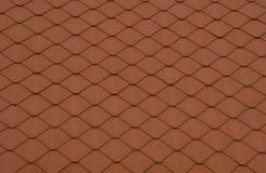 Oude bruine tegels als achtergrond Royalty-vrije Stock Fotografie