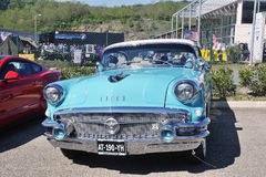 Oude buick Stock Foto