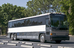 Oude Bus Stock Foto