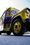 Oude bus Stock Afbeeldingen