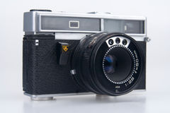 Oude camera. stock foto's