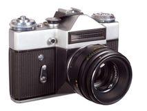 Oude camera Stock Foto
