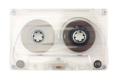 Oude cassette stock foto