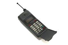 Oude celtelefoon Stock Afbeeldingen