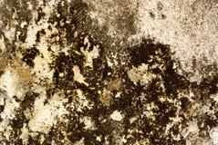 Oude cementtextuur Royalty-vrije Stock Afbeeldingen