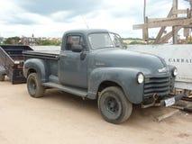 Oude Chevy verbetert Stock Foto