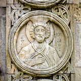Oude Christelijke orthodoxe pictogrammen Royalty-vrije Stock Fotografie