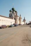 Oude citadel Royalty-vrije Stock Foto's