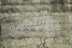 Oude concrete muur Stock Afbeelding