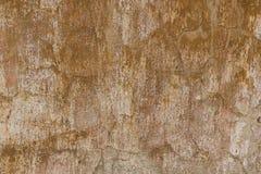 Oude Concrete muur, grunge cementachtergrond stock foto's