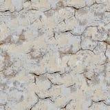 De oude Naadloze Textuur van de Muur. stock afbeelding